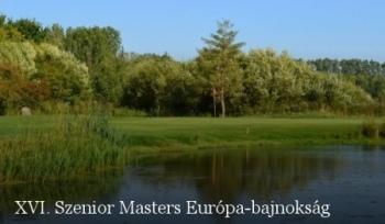 XVI. Szenior Masters Európa-bajnokság