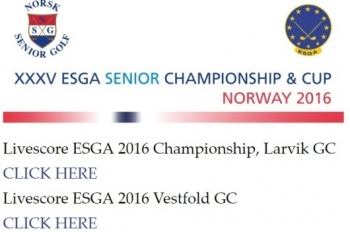 Előzetes a 2016 évi XXXV. Szenior Európa Bajnokságról