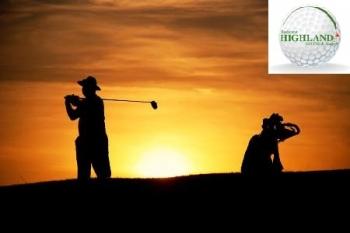 Highland Senior Golf Tour 2014