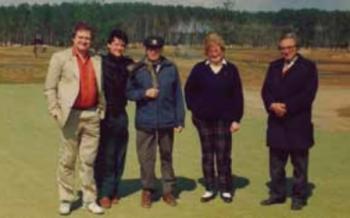 A Magyar Golf Szövetség 25 éves jubileuma, 3. rész