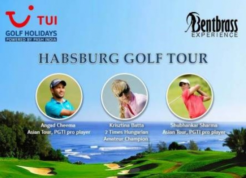 Habsburg Golf Tour 20-29th May, 2016