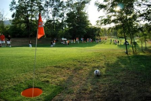Közeleg a II. Hungarian International Footgolf Cup