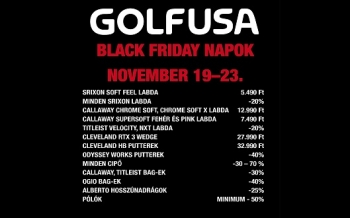 Black Friday: November 19-23. között