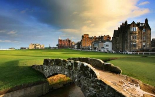 LAST MINUTE – St. Andrews Old Course 2017. május 13-16.