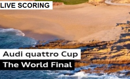 Audi quattro Cup World Final 2015