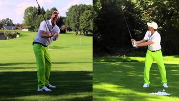 Golf Training Technik: hosszabb drive-ok