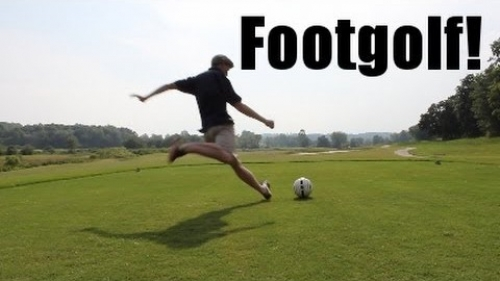 Footgolf: New Hybrid Sport In SoCal