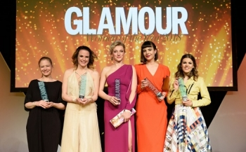 10. Glamour Women of the Year gála