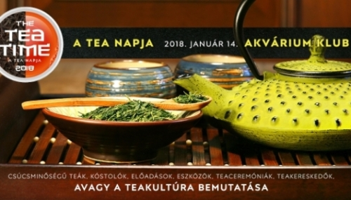 The Tea Party - A Tea Napja 2018