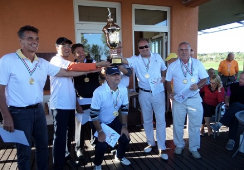 VIII. Business Team Masters Invitational 2015 golfkupa