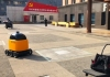 Robot viszi házhoz az élelmiszert Pekingben
