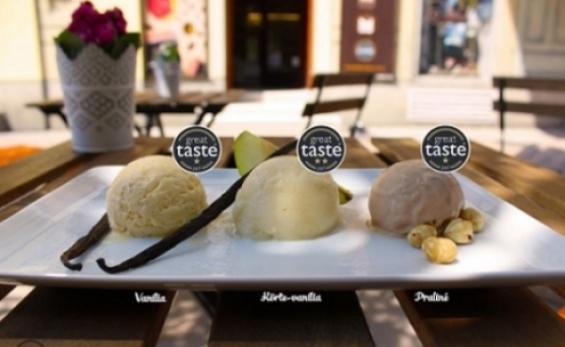 Magyar fagyi nyerte az élelmiszeripari Oscart!
