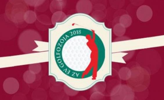 """Átadták az """"év golfozója"""" elismeréseit"""