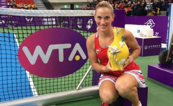 Megvan a harmadik WTA-torna!