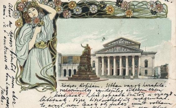 Képeslapok a múlt századból