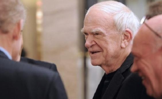 Milan Kundera az idei Franz Kafka-díjas