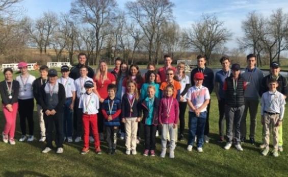 Junior Tour 2. és 3. forduló – információk