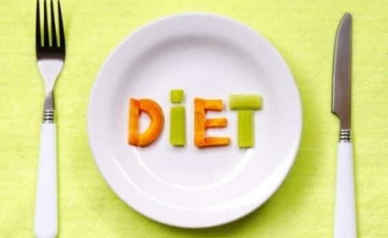 Diétás mintaétrend