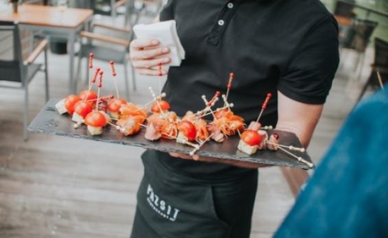 Pázsit étterem: Az egyik legjobb teraszos hely